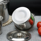 Stainless Steel Seasoning Condiment Pot Sugar Coffee Can Sauce Container
