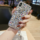 Handmade Glitter Luxury Bling Diamonds Soft phone back Case Cover For HTC Google