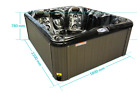 2019 Model The Bay View 2 Brand New 5 Person Luxury Spa Hot Tub, Quick Delivery