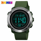 SKMEI Watch Mens/Womens Watches Waterproof Sport Outdoor LED Digital Wristwatch image