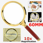 Handheld 45X 5X Magnifier Magnifying Glass Reading Jewelry Loupe With LED LightOther Vision Care - 31416