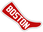 Boston Red Sox Retro Vintage Logo Vinyl Sticker Decal Cornhole Wall Bumper Car on Ebay