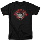 Betty Boop Heart You Forever Short Sleeve T-Shirt Licensed Graphic SM-7X $31.56 USD on eBay