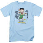 Betty Boop Hula Honey Short Sleeve T-Shirt Licensed Graphic SM-5X $27.39 USD on eBay