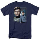 Star Trek Doctor Mccoy Short Sleeve T-Shirt Licensed Graphic SM-5X on eBay