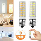 E17 LED Dimmable Intermediate Base Microwave 7W Appliance Light Bulb (5 Pack) photo
