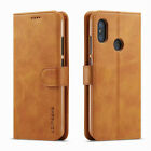 For Xiaomi Mi A2 A1 Redmi 6 Pro 6A Magnetic Flip Stand Wallet Leather Case Cover