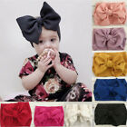 Kyпить Baby Girl Toddler Big Bow Hairband Headband Stretch Turban Head Wrap Headwear на еВаy.соm