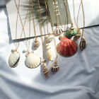 Conch Shell Necklace Shell Summer Necklace Women Seashell Ocean Beach Jewelry-