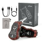 Donner UHF Wireless Audio Guitar System Transmitter & Receiver Set Rechargeable
