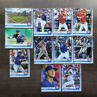 2019 Topps Series 2 Base Team Sets ~ Pick your Team