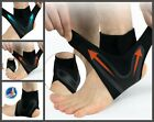 Elastic Ankle Brace Support Adjustable Foot Bandage Protection Sprain Prevention