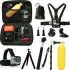 For GoPro Hero7 6 5 4 Action Sports Video Cam Kit GOPRO HERO Camera Accessories