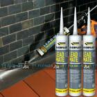 Everbuild Lead Mate Silicone Sealant Roofing Flashing Leak Repair Grey 295ml