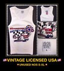 VTG LIC Evel Knievel Ideal DRAGSTER Harley Davidson Motorcycle Tank Top T-shirt $37.8 USD on eBay