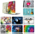 """For 2010 2012 Apple Macbook 13"""" 13.3"""" A1278 CD Drive,Hard Shell Case Cover DC"""