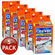 5 x KOBAYASHI CLEARWIPE LENS GLASSES CLEANER MOISTENED WET WIPES QUICK DRY 40PK cheap
