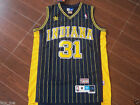 Indiana Pacers # 31 Reggie Miller Basketball Jersey Navy blue Size: S - XXL on eBay