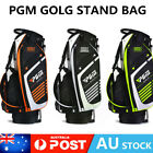 Golf Stand Cart Bag Full Length Divider,Shoulder Strap,14 Pocket Organised