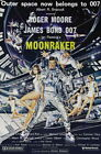 65439 Moonraker Movie Roger Moore, Lois Chiles Wall Poster Print CA $19.95 CAD on eBay