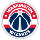 Washington Wizards Basketball NBA Fan Vinyl Sticker Decal Car Window Wall Bumper on eBay