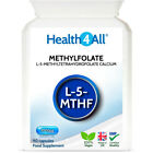 L-5-MTHF Methylfolate 1000mcg Capsules | Prenatal | Bioactive form of Folic Acid