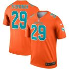 Nike 2019 Miami Dolphins Minkah Fitzpatrick 29 Inverted Legend Edition Jersey