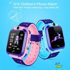 Smart Phone Watch Waterproof Student Child Smart Watch Dial Call Voice Chat Q12