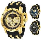 Invicta Men's Pro Diver Scuba Gold-Tone 50mm - Choice of Color image
