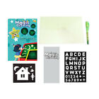 Draw With Light Fun And Developing Toy Drawing Board Magic Draw Educational Gift
