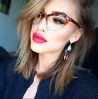 Kyпить Retro Slim Gradient CAT EYE Clear Women WaYfe Fashion Eye Glasses Frames 1404 S на еВаy.соm