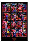Laminated Stranger Things Character Montage Poster Official 24 x 36 Inches