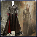 The Hobbit Thranduil Lee Pace Cosplay Costume Uniform Outfit Full Set Halloween