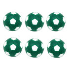 6pcs/Pack Foosball Balls Table Soccer Football Replacement Ball 1 1/4inch