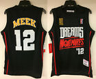 Meek Mill Dreams And Nightmares Album Authentic Basketball Hip Hop Rap Jersey