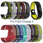 Wristband Wrist Strap Charge 3 Band Silicone Bracelet For Fitbit Charge 3 image
