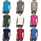 Gildan Softstyle Womens/Ladies Short Sleeve Double Pique Polo Shirt (BC3719)