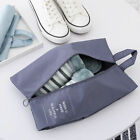 Внешний вид - Waterproof Portable Shoe Bag Zipper Travel Tote Toiletries Laundry Pouch Storage