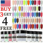 NICOLE DIARY 10ml Nail Glitter Dipping Powder Natural Dry Nail Art Starter Kit