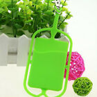 2 in 1 Cell Phone Lanyard Strap Case Universal Smartphone Silicone Neck Strap