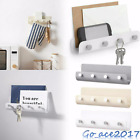 Key Holder Rack Post Organizer Letter Box Mail Home Door Hanger Wall Mount Hooks
