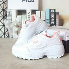 FILA Women's Disruptor II Sneakers Casual Athletic Running Walking Sports Shoes <br/> Fast shipping ! Best gift!