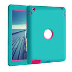 Shockproof Case Full Body Rugged Cover For iPad 2 3 4 5 6 / iPad Mini / iPad Air