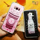 Bottle Sparkle Waterfall Liquid Phone Case Cover Samsung S8+ S7 Note 8 iPhone X $9.26  on eBay