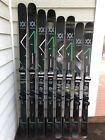 2018 Volkl Kanjo Demo Skis w Marker Jester or Griffon Demo Bindings CLEAN