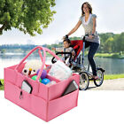 1PC Baby Diaper Caddy Portable Diaper Holder Bag Nursery Essentials Storage