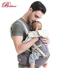 Bethbear 3 In 1 Baby Hipseat Carrier 0 - 36 Months Wrap Infant Sling Backpack
