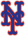 New York Mets Baseball Logo Vinyl Sticker Decal *SIZES* Cornhole Truck Wall Car on Ebay