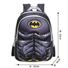 3D Spiderman Bags Iron Man School Backpack Boy Children Bag For Back To School