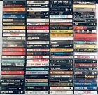 You Pick Cassette Tapes - Alt, Punk, New Wave, Metal, 80s, 90s - BULK DISCOUNTS